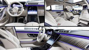 2021 Mercedes-Benz S-Class Hybrid AMG Interior