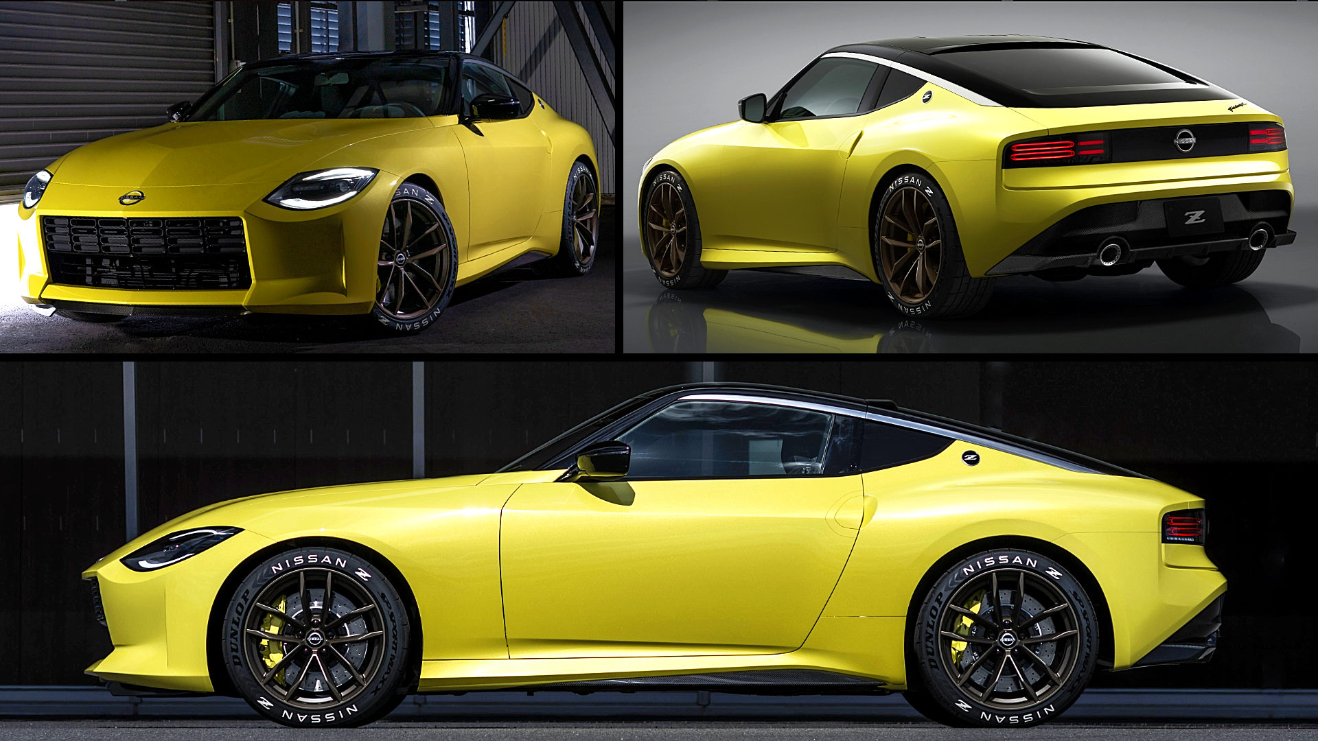 2021 Nissan Z Proto Sports Car Photos