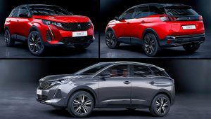 2021 Peugeot 3008 GT Colors Photos