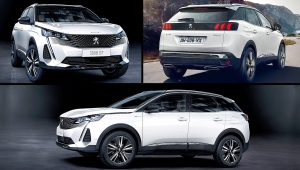 2021 Peugeot 3008 Hybrid Electric