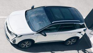 2021 Peugeot HYBRID4 3008 SUV Models