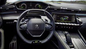 2021 Peugeot 508 SW Interior