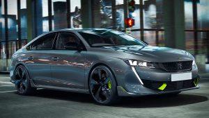 2021 Peugeot 508 1