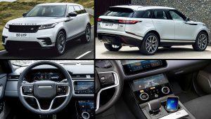 2021 Range Rover Velar Pictures
