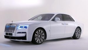 2021 Rolls-Royce Ghost 1