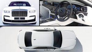 2021 Rolls-Royce Ghost White