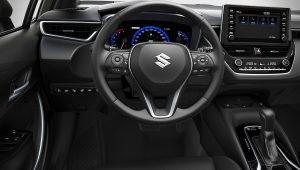 2021 Suzuki Swace Interior