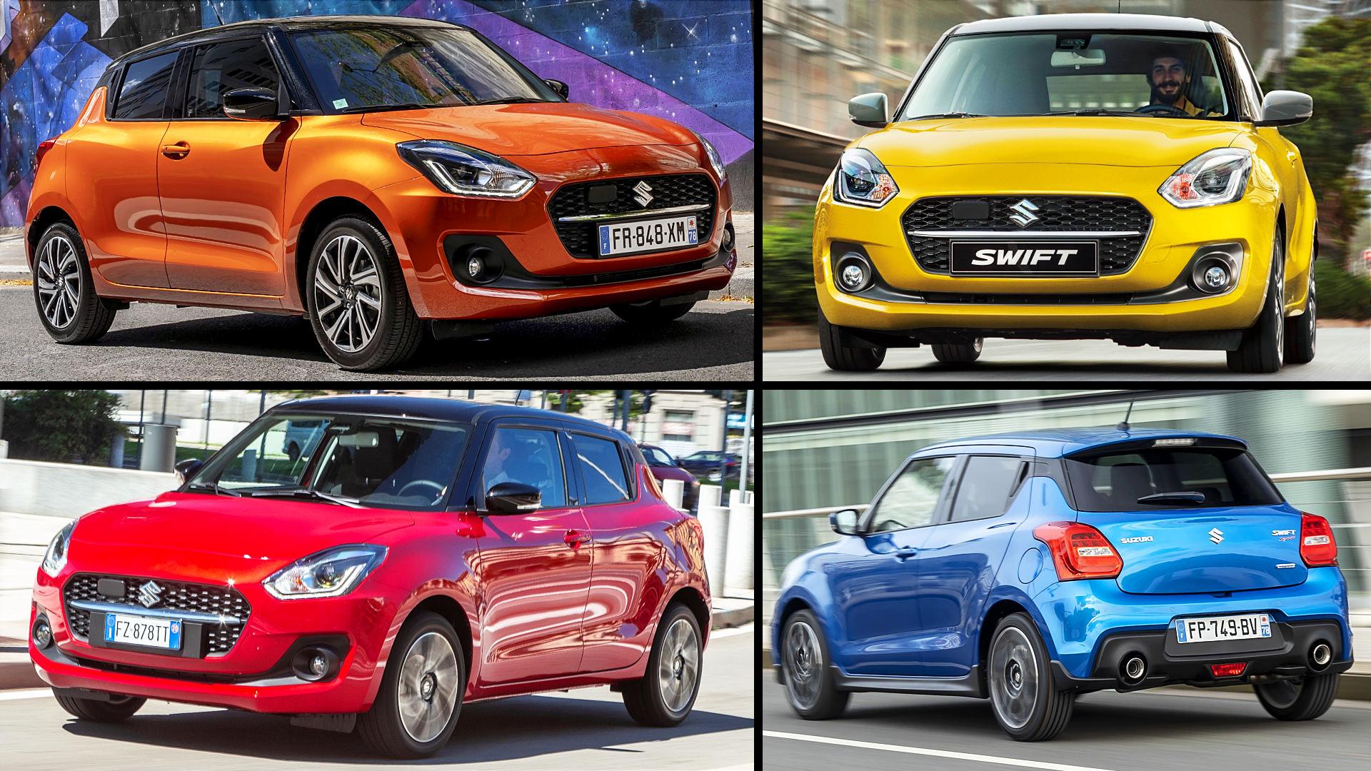 Suzuki Swift 2021 Hatchback Cars Pictures