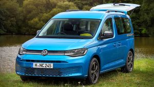 2021 Volkswagen Caddy California
