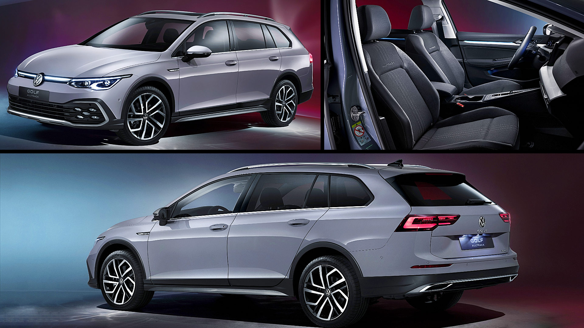 2021 Volkswagen Golf Alltrack Images Pictures