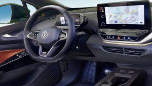 2021 Volkswagen ID 4 Interior
