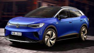 2021 Volkswagen ID.4 1