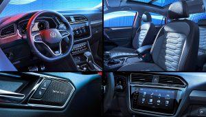 2021 Volkswagen Tiguan X Interior Inside