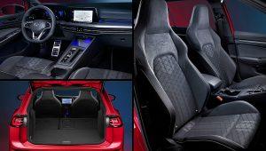 2021 Vw Golf Variant Interior Inside