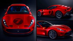 2021 Ferrari Omologata