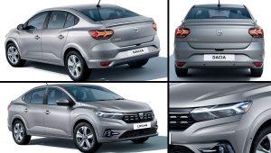 Sedan Cars 2021 Dacia Logan Pictures Images
