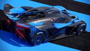 2020 Bugatti Bolide Images