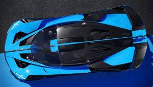 2020 Bugatti Bolide Pictures