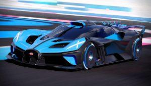 2020 Bugatti Bolide 1
