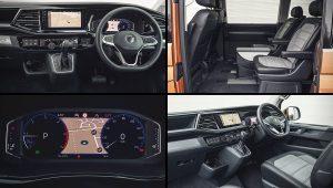 2020 Volkswagen Caravelle Interior