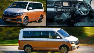 2020 Vw Caravelle Van Models