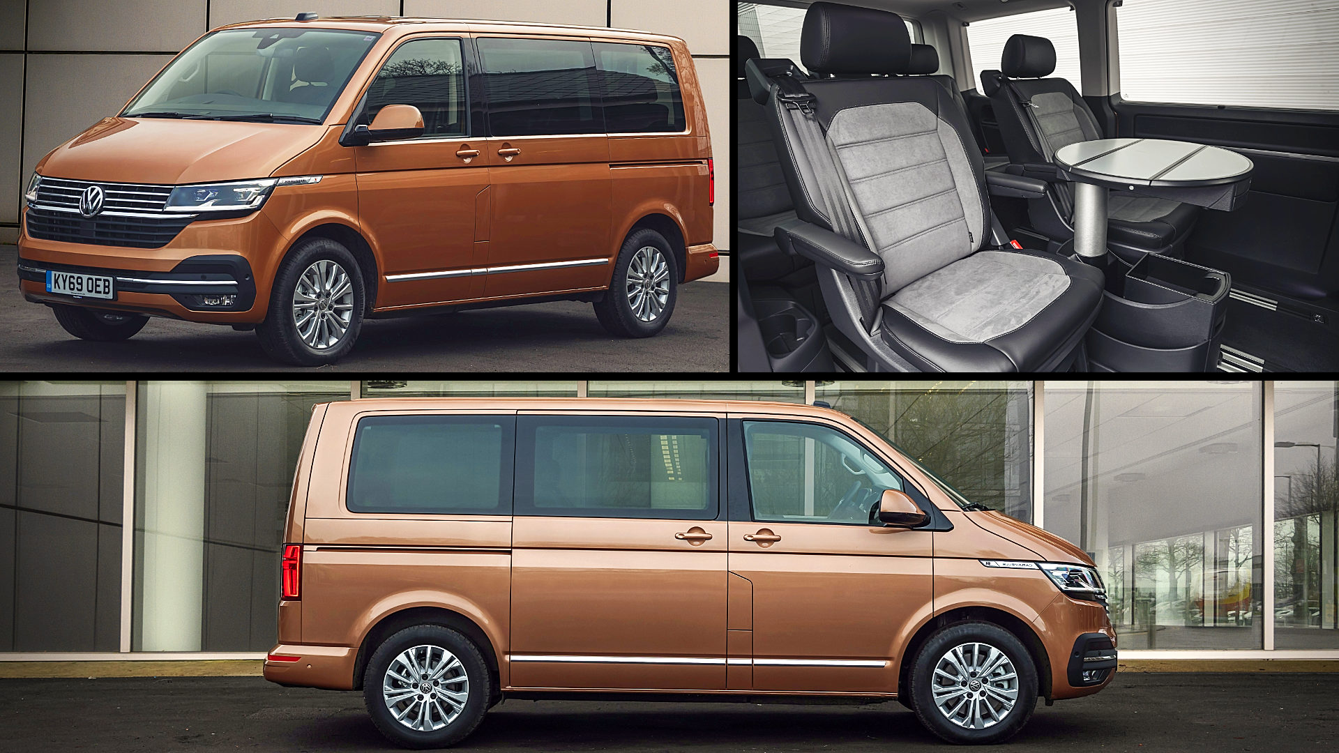 2020 Vw Caravelle UK