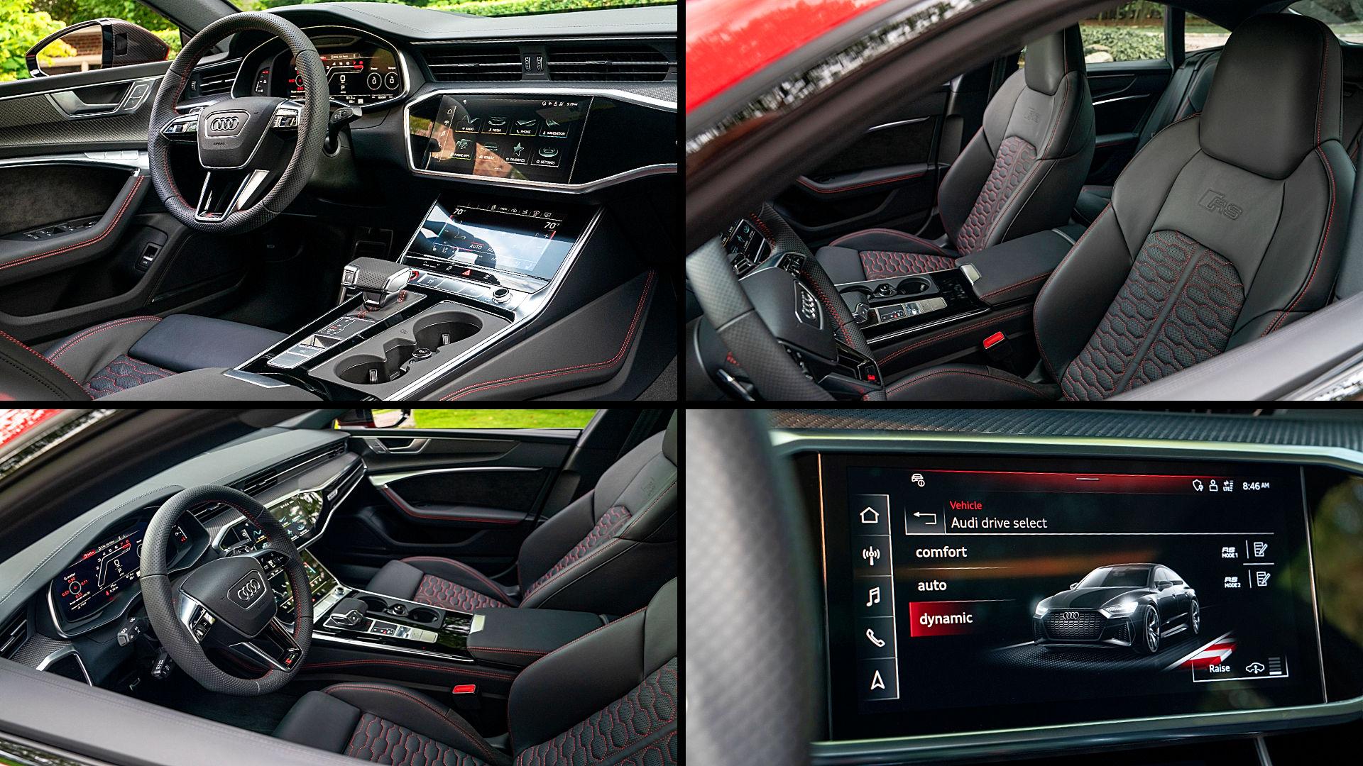 2021 Audi Rs7 Sportback Interior