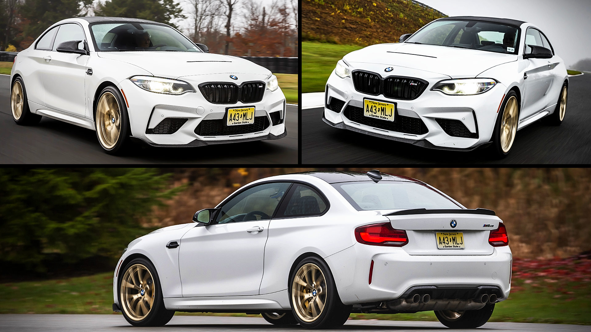 2021 BMW 2 Series Coupe M2