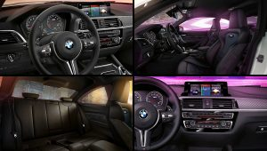 2021 BMW M2 Competition Interior