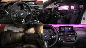 2021 BMW M2 Competition Interior