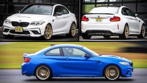 2021 BMW M2 CS Colors Pictures