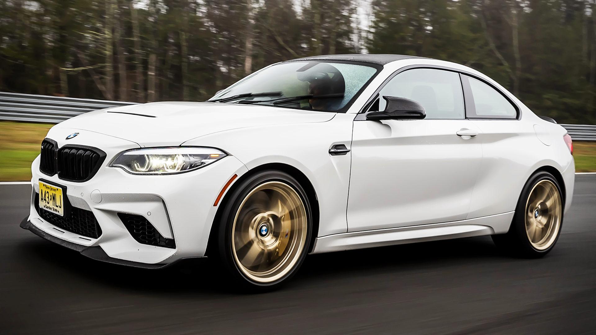 2021 BMW M2 CS White