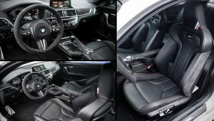 2021 BMW M2 CS Interior