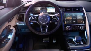 2021 Jaguar E-Pace Interior