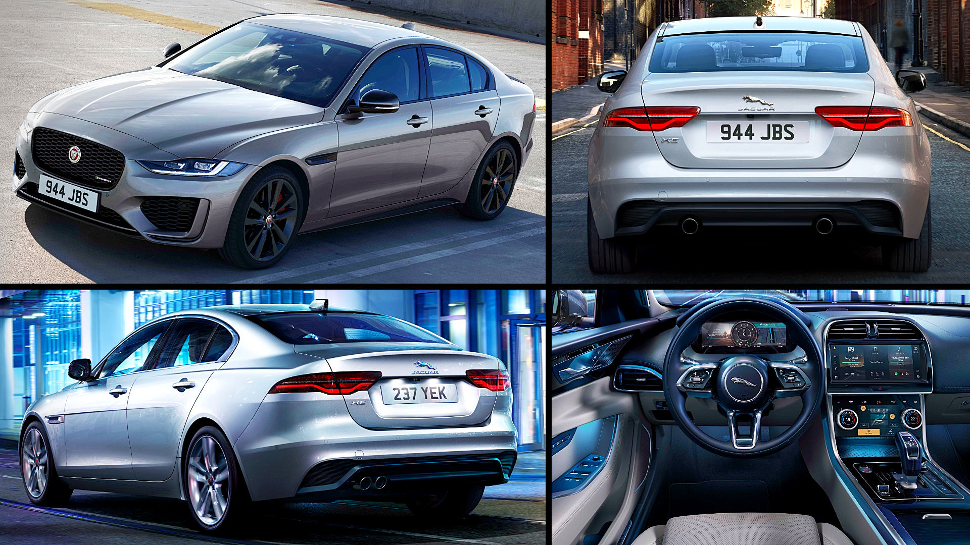2021 Jaguar XE Sedan Pictures