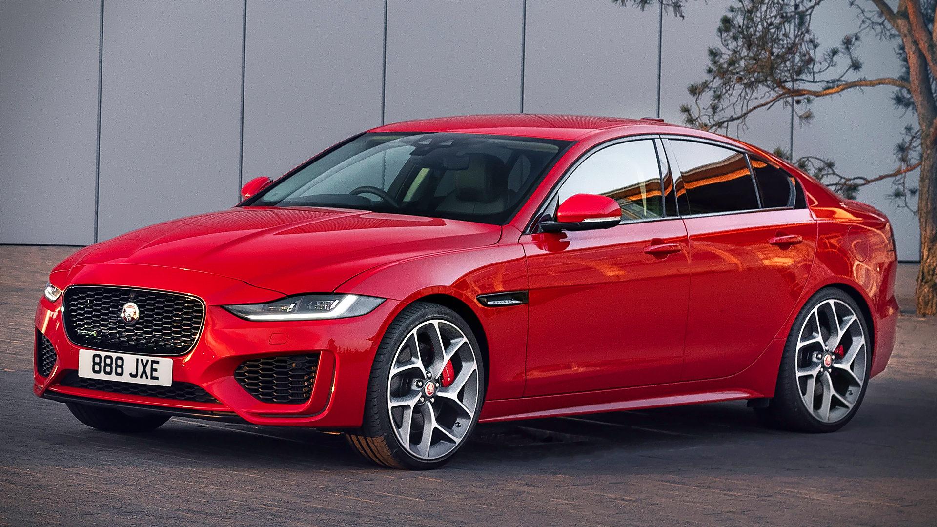 2021 jaguar xe specs wallpaper
