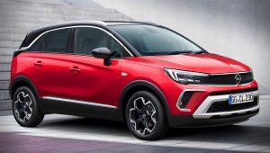 2021 Opel Crossland 1