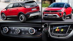 2021 Opel Vauxhall Crossland