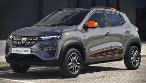 2022 Dacia Spring 1