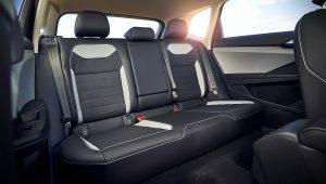 2022 Volkswagen Taos Inside Interior