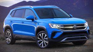 2022 Volkswagen Taos 1