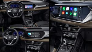 2021 Vw Taos Interior