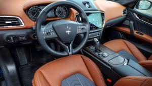 2021 Maserati Ghibli S Q4 Interior