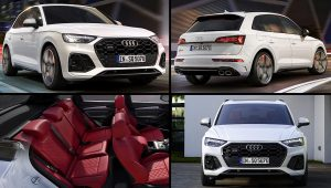 2021 Audi Crossover Models SQ5 SUV
