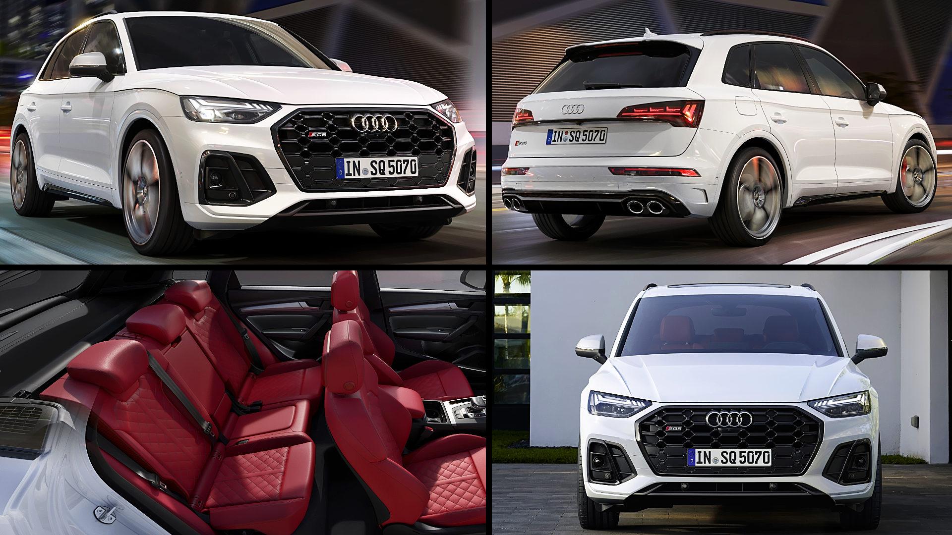 2021 Audi Crossover Models SQ5 SUV