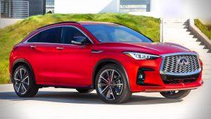 2021 Infiniti QX55 SUV