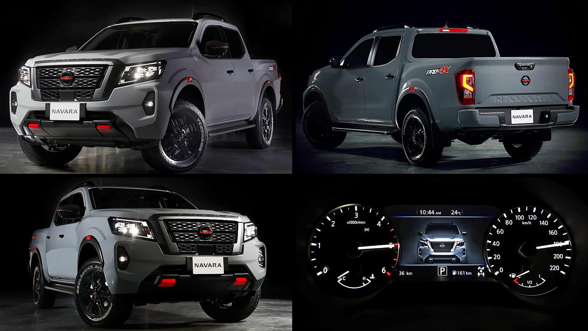 2021 Nissan Navara PRO-4X Pickup