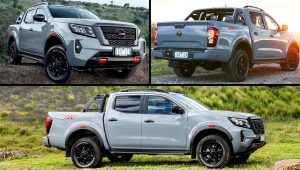 2021 Nissan Pickup Truck Navara