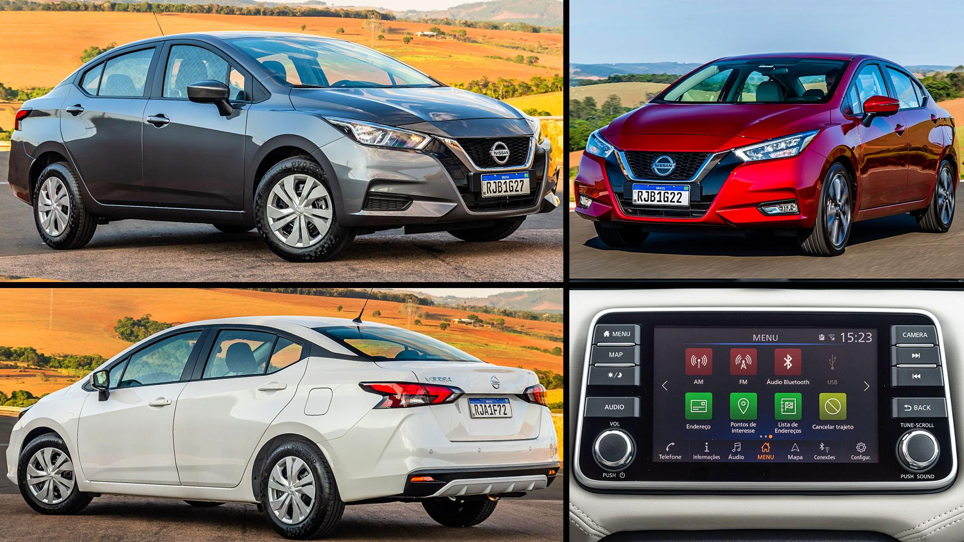 2021 Nissan Versa Colors Pictures