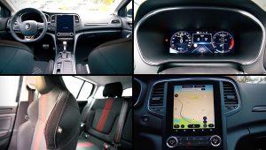 2021 Renault Megane Interior